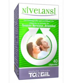 Nivelansi · Tongil · 40 cápsulas
