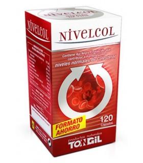 Nivelcol - Formato Ahorro · Tongil · 120 cápsulas