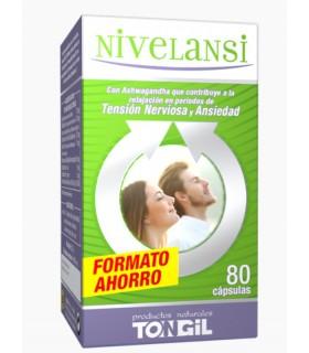 Nivelansi - Formato Ahorro · Tongil · 80 cápsulas