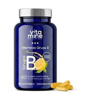 Vitamine Vitaminas Grupo B · Herbora · 60 comprimidos