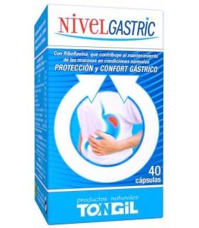 Nivelgastric · Tongil · 40 cápsulas