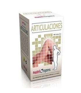 Nutriorgans Articulaciones · Tongil · 60 cápsulas