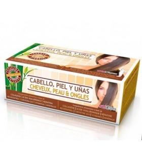 Nutriorgans Cabello, Piel y Uñas · Tongil · 14 viales