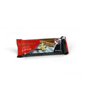 Barrita Protéica Chocolate con Leche y Vainilla  . Herbora . 47 Gr
