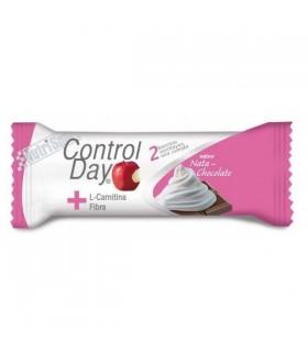 BARRITAS CONTROL DAY NUTRISPORT CHOCOLATE Y NATA 44G