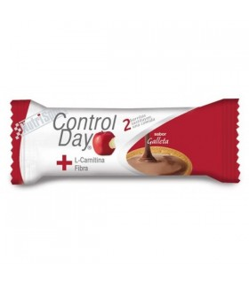 BARRITAS CONTROL DAY GALLETA NUTRISPORT 44G