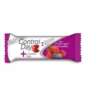 BARRITAS CONTROL DAY FRUTOS ROJOS NUTRISPORT 44G