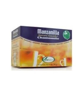 MANZANILLA INFUSION SORIA NATURAL 20 BOLSITAS