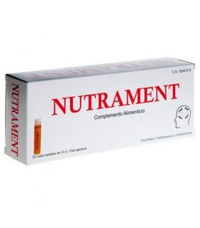 NUTRAMENT LABORATORIOS GRAMAR 20 VIALES