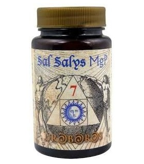 Sales Schússler Sal Salys 7 MGP · JellyBell · 60 Comprimidos
