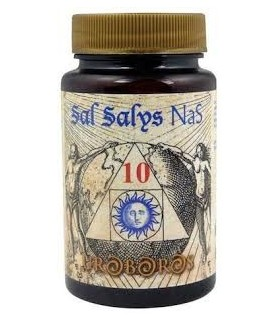 Sales Schússler Sal Salys 10 NaS · JellyBell · 60 Comprimidos