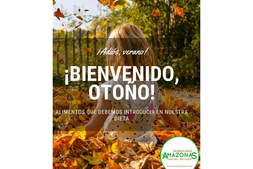 Bienvenido Otoño!!! Alimentos que debemos introducir en nuestra dieta.