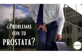 ¿Problemas con la próstata?