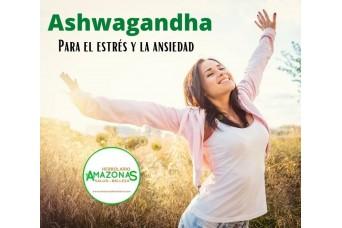 ¿Ashwagandha para el estrés y la ansiedad?