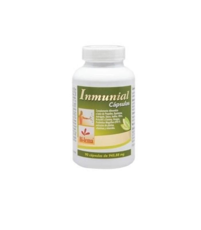 Inmunial 90 cápsulas